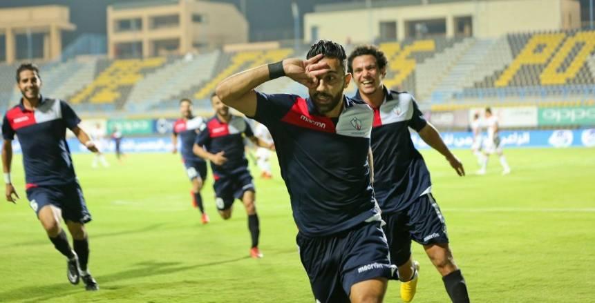 إف سي مصر يتعاقد مع صلاح أمين