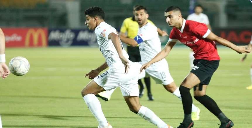 مباراة بيراميدز وطلائع الجيش بالدوري المصري الممتاز