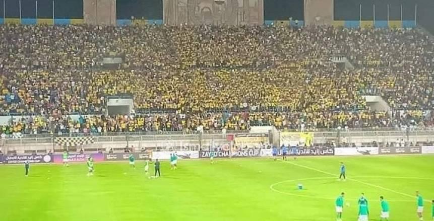 «شطة»: الدراويش سيحرم من جماهيره واستبعاد ستاد الإسماعيلي من البطولة