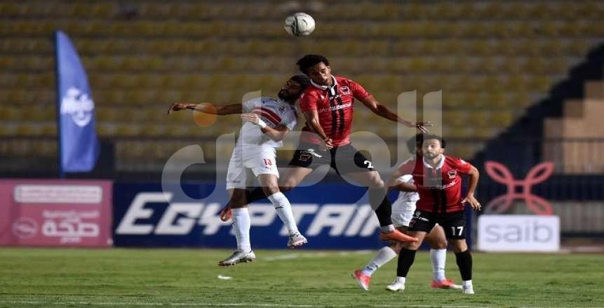 رضا الويشي يقود هجوم نادي مصر أمام المقاصة