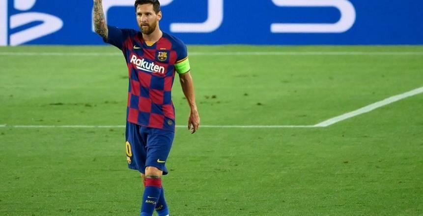 جائزة جديدة ينالها ميسي مع برشلونة بسبب هدف في مباراة ودية