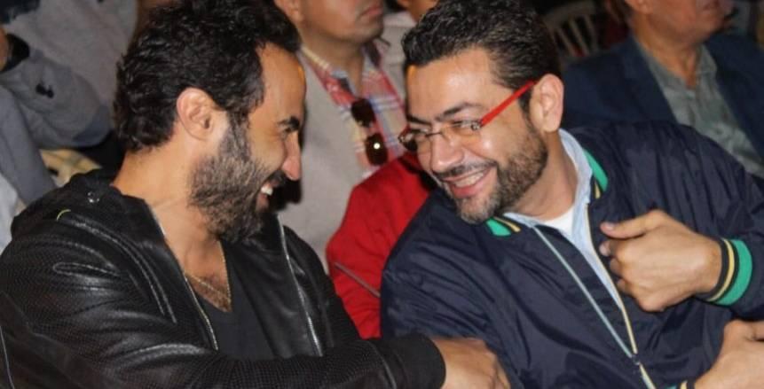 العامري: شيكابالا مش شبهنا ورفضنا ضمه عشان جمهور الأهلي ميزعلش