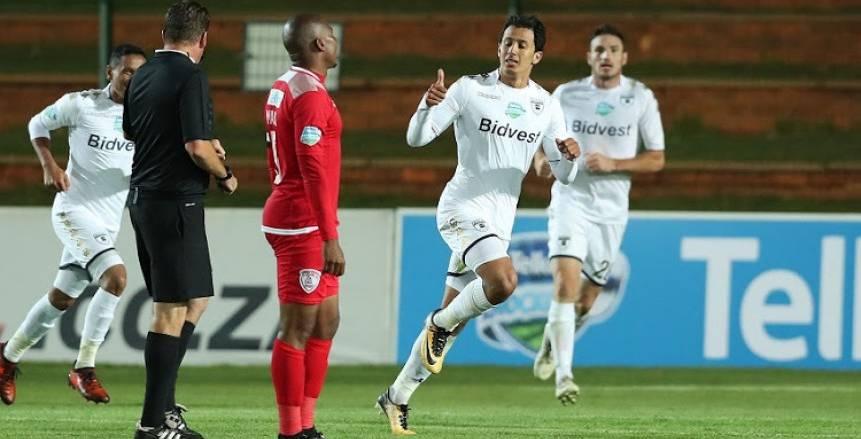 بمشاركة عمرو جمال.. بيدفيست يتذيل الدوري الجنوب أفريقي بالخسارة أمام بلاتينيوم