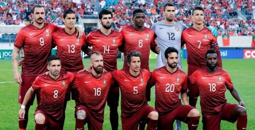 البرتغال تعلن جاهزيتها لمواجهة الفراعنة بـ«قمصان المونديال» وكأس الأمم الأوروبية