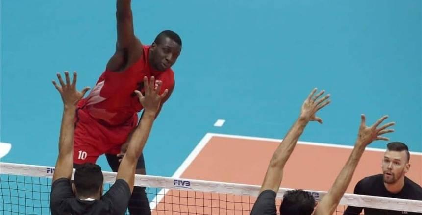 مجموعة مصر| كندا تستعيد الصدارة بالفوز على الصين ببطولة العالم للطائرة