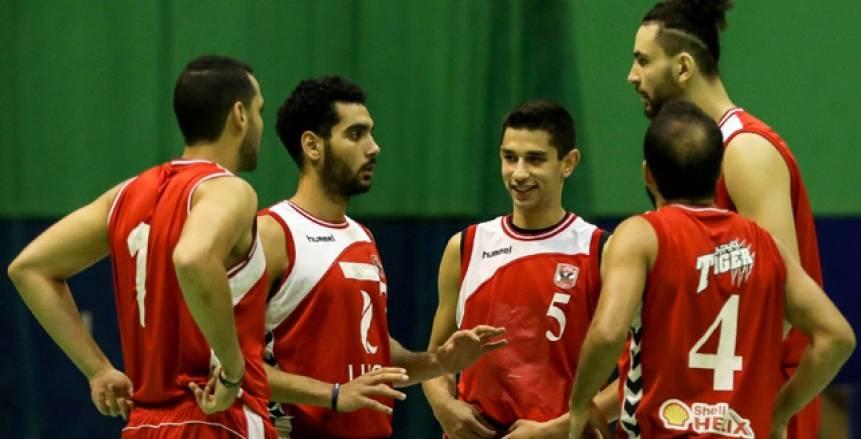 الأهلي يتوج بالميدالية البرونزية في دوري مرتبط السلة على حساب الزمالك