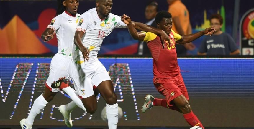 المجموعة السادسة| مباراة غانا وبنين في أمم أفريقيا 2019