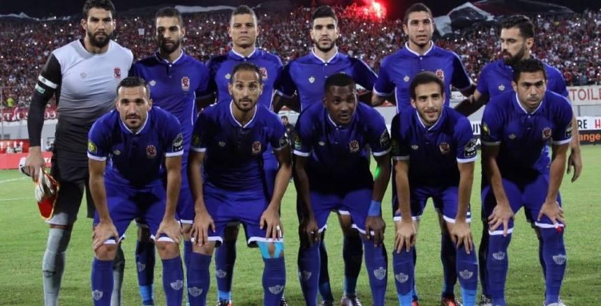 11 لاعبًا خارج قائمة الأهلي أمام الاتحاد السكندري