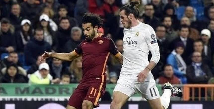ريال مدريد يوافق على رحيل جاريث بيل و«صلاح» البديل