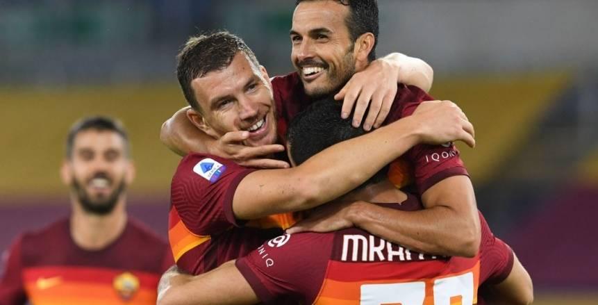 روما يهزم فيورنتينا بثنائية.. وساسولو يسقط نابولي ويطارد ميلان (فيديو)