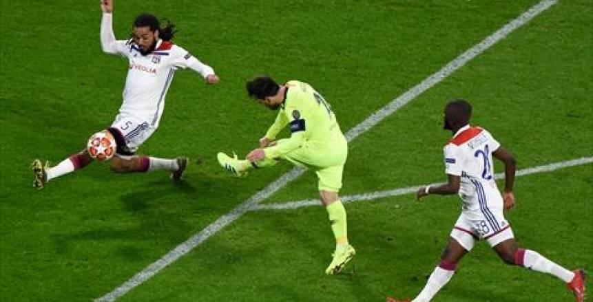الحسم في«الكامب نو».. برشلونة يعود بتعادل سلبي أمام ليون