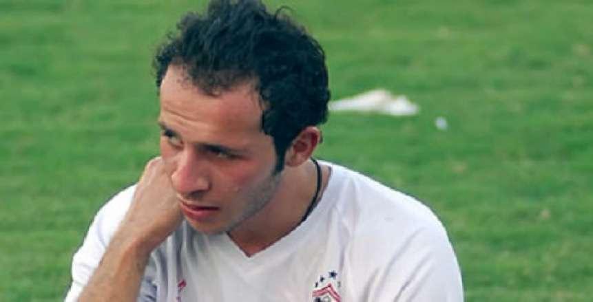 أحمد غانم سلطان: حسام البدري طلب انضمامي للأهلي (فيديو)