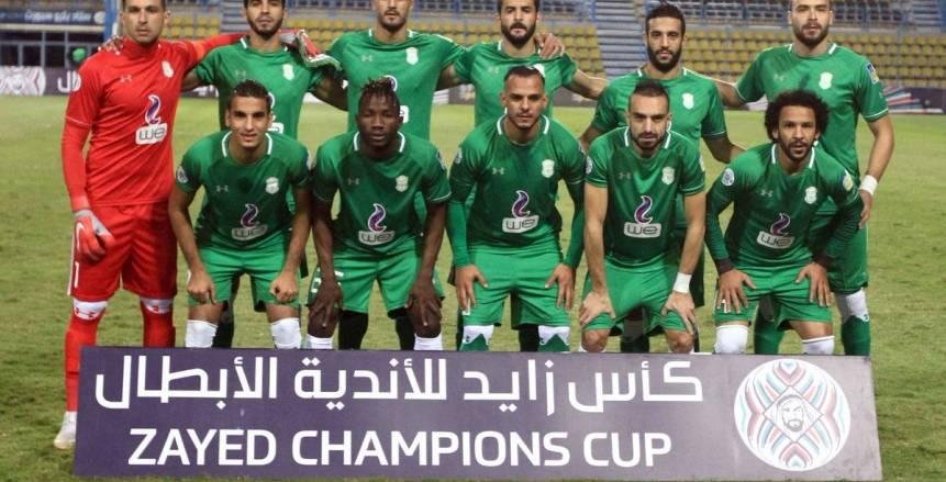 كأس مصر| تعادل سلبي بين سموحة والاتحاد في الشوط الأول