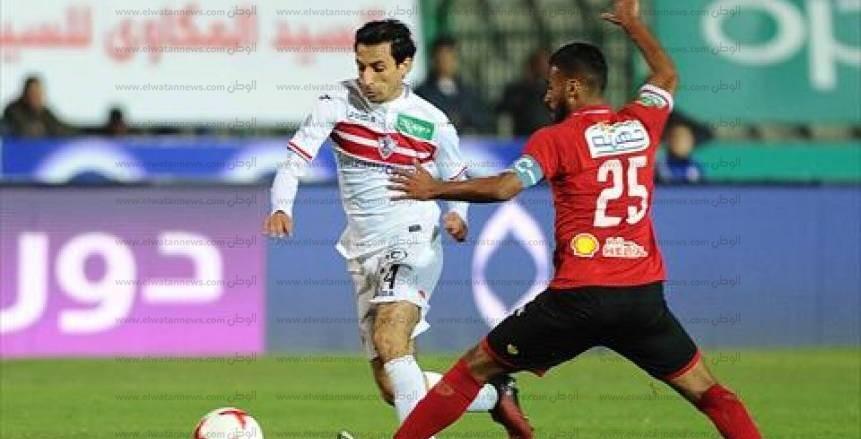 رئيس الزمالك لأيمن حفني: أنت أعظم لاعب في تاريخ الكرة المصرية