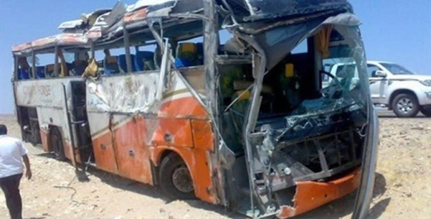 وزارة الرياضة تصرف معاشا دائما لضحايا حادث فريق كرة السرعة في دسوق
