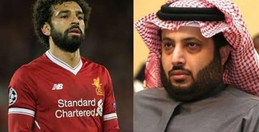 «صلاح» يدخل قائمة أفضل 100 شخصية عربية.. وتركي آل الشيخ في المركز الـ 68