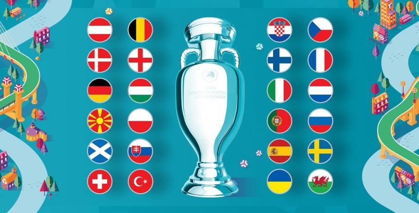 جدول مواعيد مباريات الجولة الثانية في دور المجموعات يورو 2020