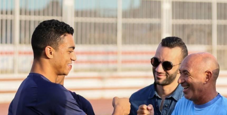 باتشيكو يحذر لاعبي الزمالك من تكرار سيناريو الجونة أمام المصري