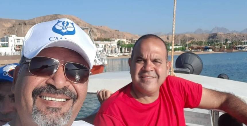 الاتحاد الدولي للغوص يشيد بتنظيم مصر بطولة العالم للسباحة بالزعانف