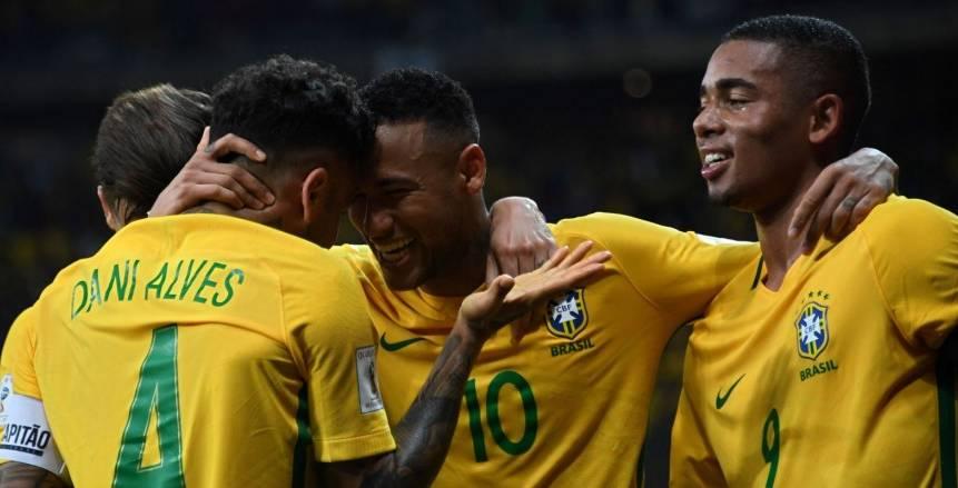 بالصور| قميص البرازيل لمونديال روسيا 2018