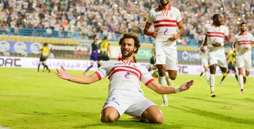محمود علاء: نسعى للفوز ببطولة أفريقيا..