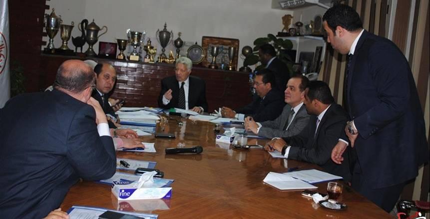 مجلس «مرتضى» أمام نيابة الأموال العامة