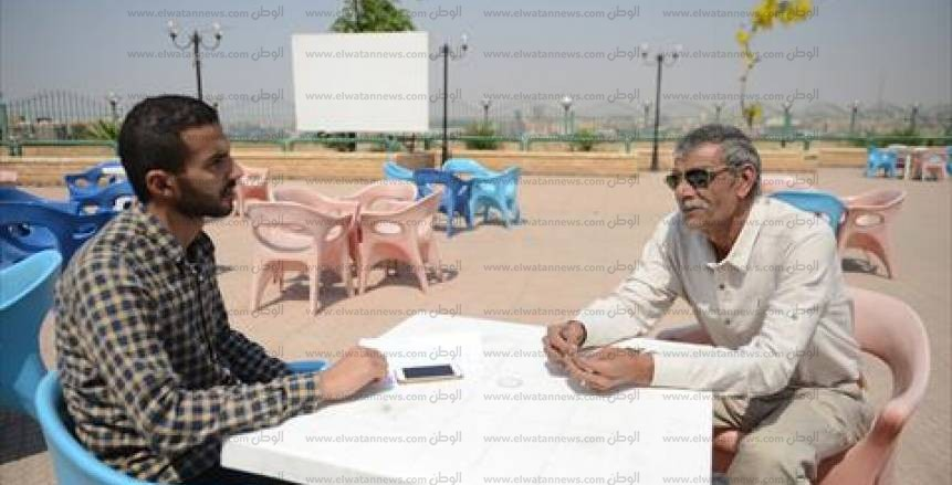 حوار| حمدى نوح: محمد صلاح بيقول لى «يا بابا».. وكنت أعاقبه فى التدريبات وبكيت بعد أول اتصال من أبيه