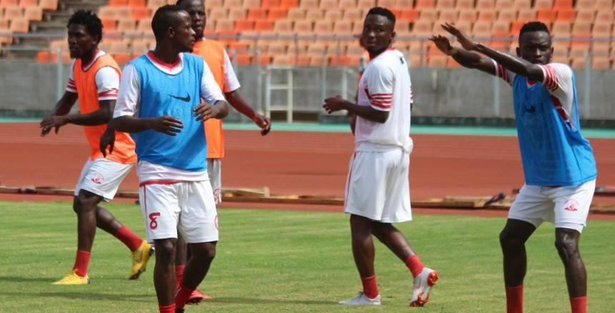 دوري الأبطال| «بوكو وميدي» يقودان هجوم سيمبا أمام الأهلي