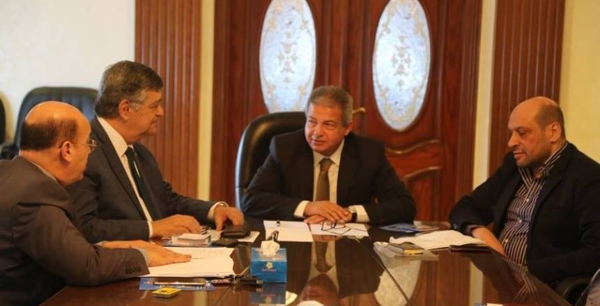 انتهاء دوري مراكز الشباب برعاية المصرية للاتصالات