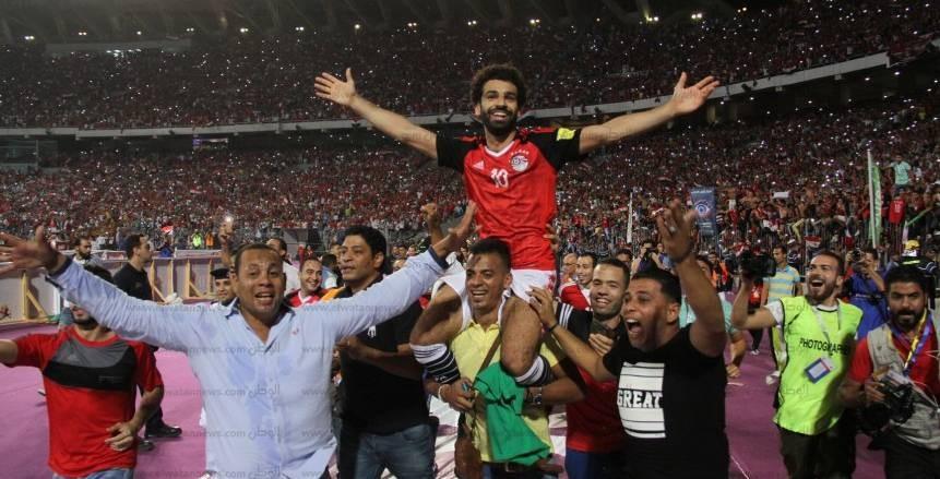 «الوطن» يحتفي بـ«محمد صلاح».. «سوبرمان» الكرة المصرية والنجم الأول لمنتخب الفراعنة