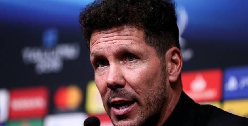 سيميوني: مُعجب بتشكيل ليفربول.. وانتظروا انفجار ملعب المباراة
