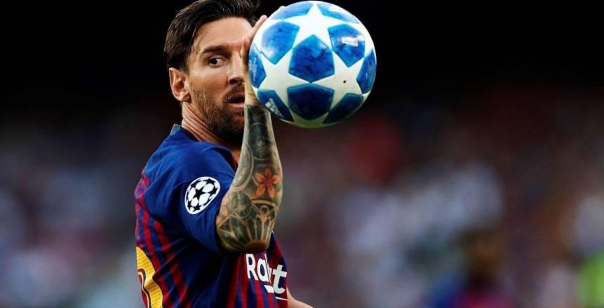 الدوري الإسباني| «ميسي» يعود لتشكيل برشلونة أمام ريال بيتيس