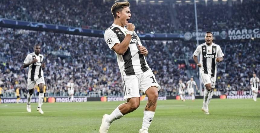 يوفنتوس يحقق فوزا مثيرا على سامبدوريا بالدوري الإيطالي
