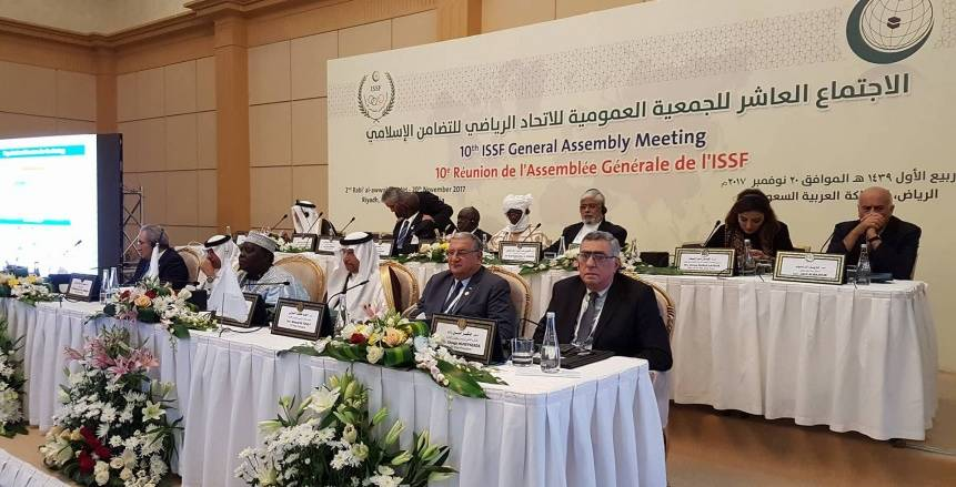 أحمد الفولى نائبا لرئيس الاتحاد الرياضى للتضامن الاسلامى