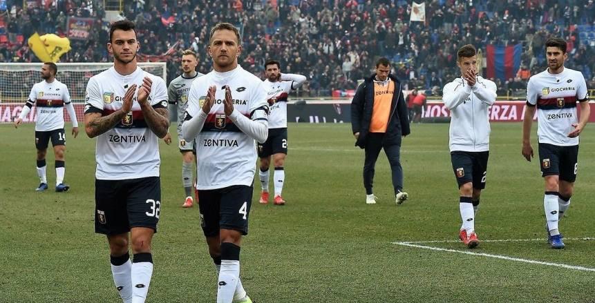 الدوري الإيطالي| جنوى يقلب الطاولة على لاتسيو في الوقت القاتل.. ويحصد 3 نقاط مهمة