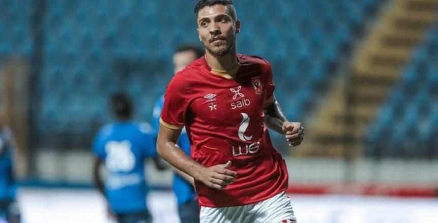 ترتيب هدافي الدوري المصري بعد غياب محمد شريف عن التهديف ضد البنك