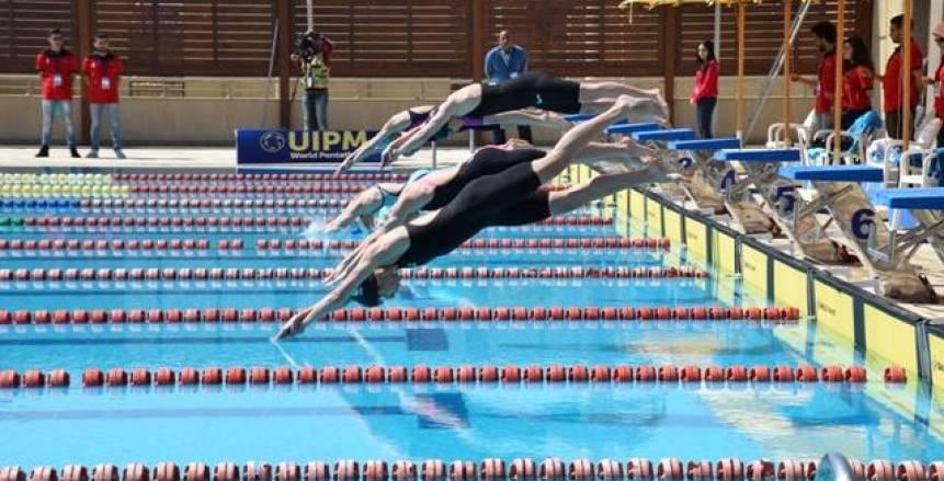ميداليتان جديدتان لمنتخب السباحة ببطولة أفريقيا بالجزائر