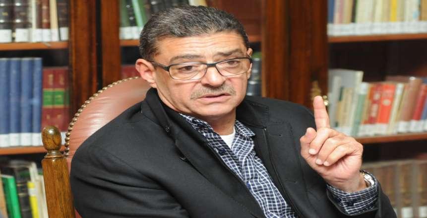 محمود طاهر يعلن مبادرة لانشاء رابطة اندية الاهلى فى الوطن العربى