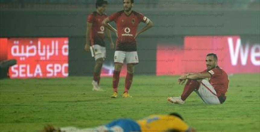 صور مباراة الأهلي والإسماعيلي الجولة الأولى موسم 18-19