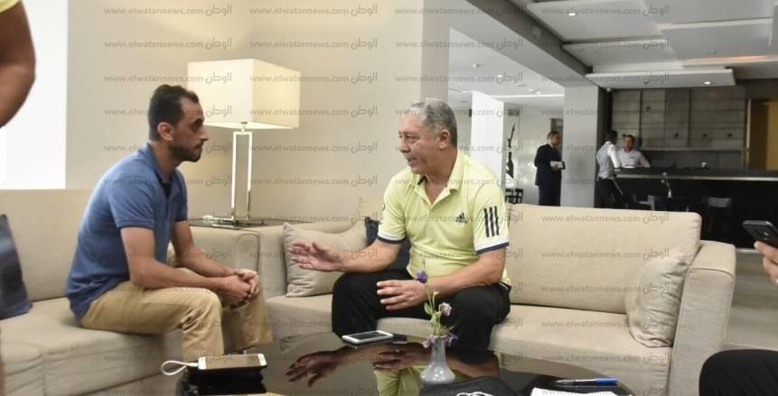 حوار| محمد عمر: الأهلى سر تخطى عقبة الترجى.. وقلت لفريقى: «هل لديكم الاستعداد للقتال بأرواحكم؟»