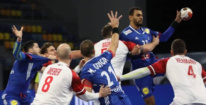 السويد تتأهل رفقة مصر.. نتائج الجولة الثانية من كأس العالم لكرة اليد