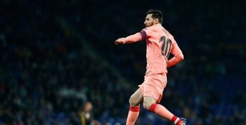 بعد هدفيه أمام إسبانيول.. هدفين من ركلات حرة ضمن أبرز أرقام الساحر «ميسي»