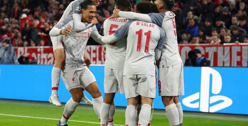 جوليو سيزار يرشح ليفربول للفوز بدوري أبطال أوروبا