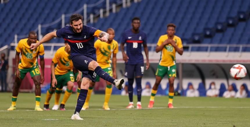 طوكيو 2020.. تعادل البرازيل وكوت ديفوار وفوز فرنسا بمنافسات كرة القدم