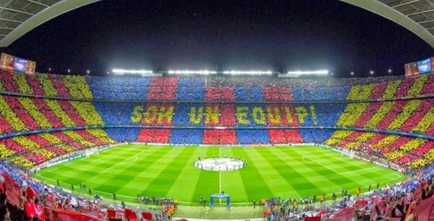برشلونة يطلب رقما فلكيا لبيع اسم «كامب نو»