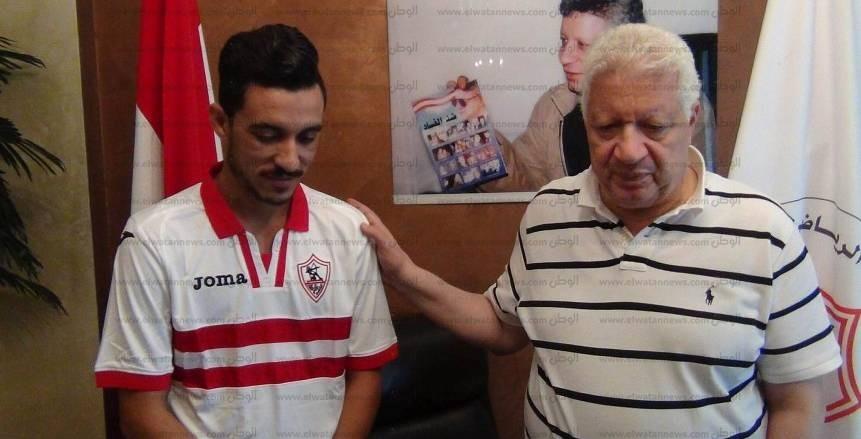 محمد الطويلة: لم أوافق علي انتقال إبراهيم حسن للزمالك