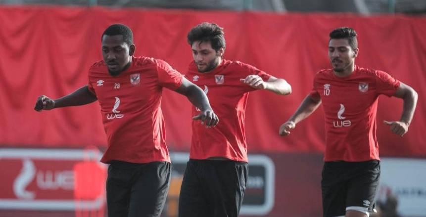 ورطة في الأهلي قبل مواجهة الترجي.. إصابة بيكهام «بديل» محمد هاني