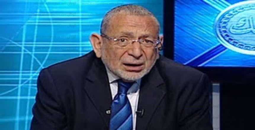 عدلي القيعي: بطولات الأهلي بجهده وعلى حق