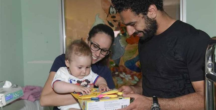 من مستشفيات الأطفال لـذوى الاحتياجات الخاصة.. «صلاح» تاريخه حافل بالأعمال الخيرية