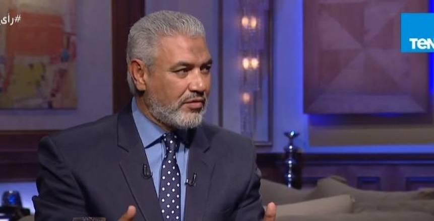 """جمال عبدالحميد: أخطاء """"وردة"""" وغيره بسبب عدم حساب المخطئين في معسكر روسيا"""